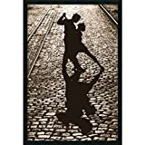 Framed Art Print, 'The Last Dance': Outer Size 25 x 37''