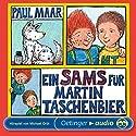 Ein Sams für Martin Taschenbier (Sams Hörspiel 4) Performance by Paul Maar Narrated by Nicolás Kwasniewski-Artajo, Michael Orth, Peter Schiff