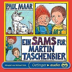 Ein Sams für Martin Taschenbier (Sams Hörspiel 4)