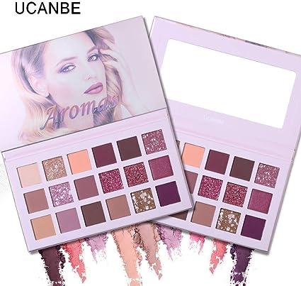 99Lamour - Paleta de sombras de ojos nude 18 colores mate ...