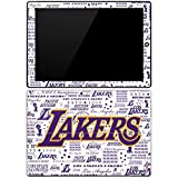 NBA Los Angeles Lakers Surface Pro 3 Skin - LA Lakers Historic Blast Vinyl Decal Skin For Your Surface Pro 3