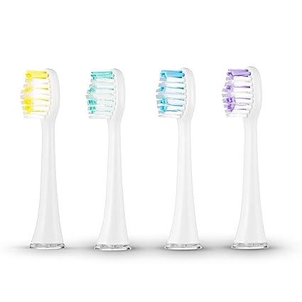 Recambios cabezales para cepillos de dientes eléctricos, Diki cabeza de repuesto batería para cepillo de