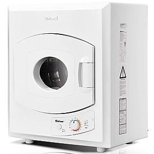 Clothes Laundry Dryer 2.65 Cu.Ft.