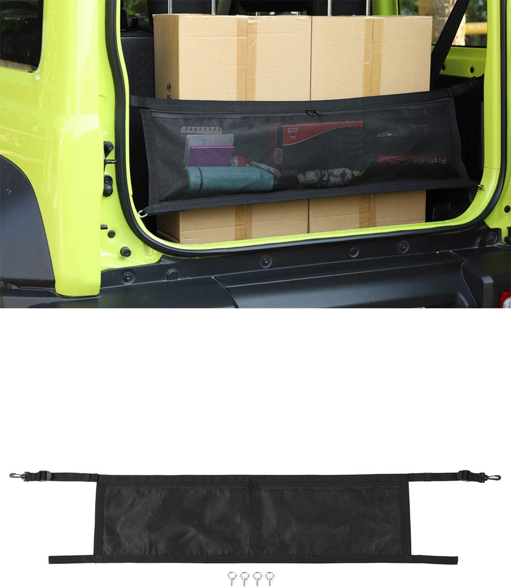 Vpcar Kofferraumschutznetz Für Suzuki Jimny 2019 2020 Auto