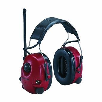 Peltor M2RX7A - Cascos antirruido (radio FM)