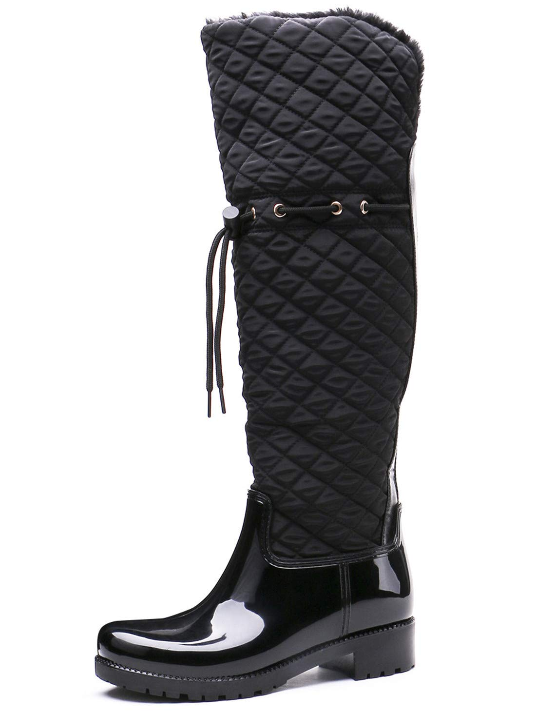 GGG-GCH GHH Wasserdichte hohe Schlauchhöhe des Schneestiefels, zum der Stiefel der Frauen zu helfen
