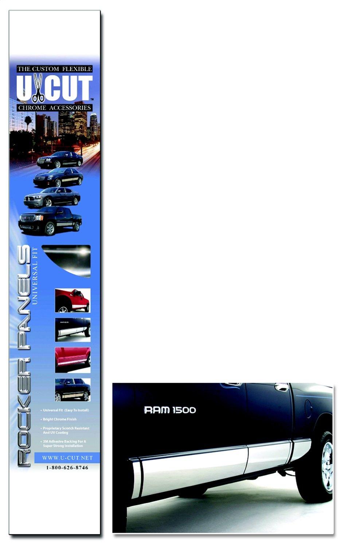 ICI ARMOR-UCUT6 Rocker Panel Kit