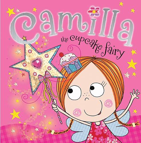Camilla, the Cupcake Fairy