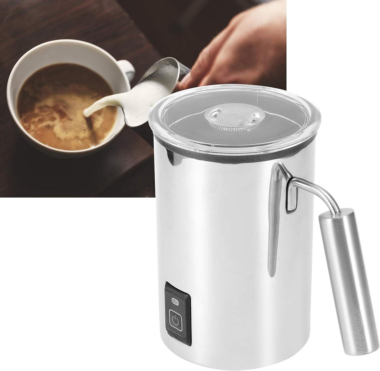Cocosity Milchdampfer Mini Foamer Milk Creamer Elektrischer Milchdampfer Elektrischer Milchaufsch/äumer f/ür Home Coffee Shop