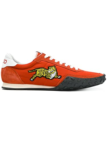 9c38cea8fbd3 Kenzo , Baskets pour Homme Orange Orange IT - Marke Größe - Orange - Orange,