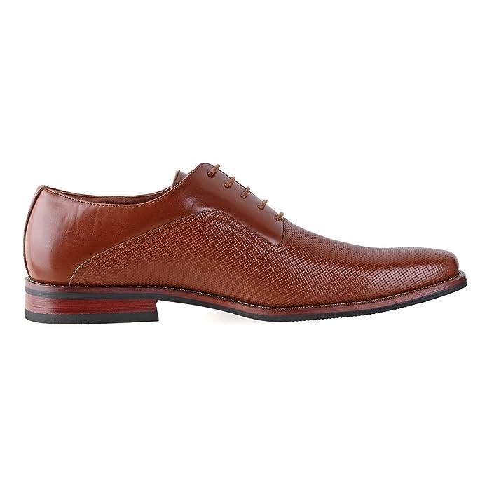 3270000a Amazon.com   Ferro Aldo Mens Lalo Oxford Dress Shoes   Comfortable Dress  Shoes   Formal   Lace-Up   Classic Design   Shoes