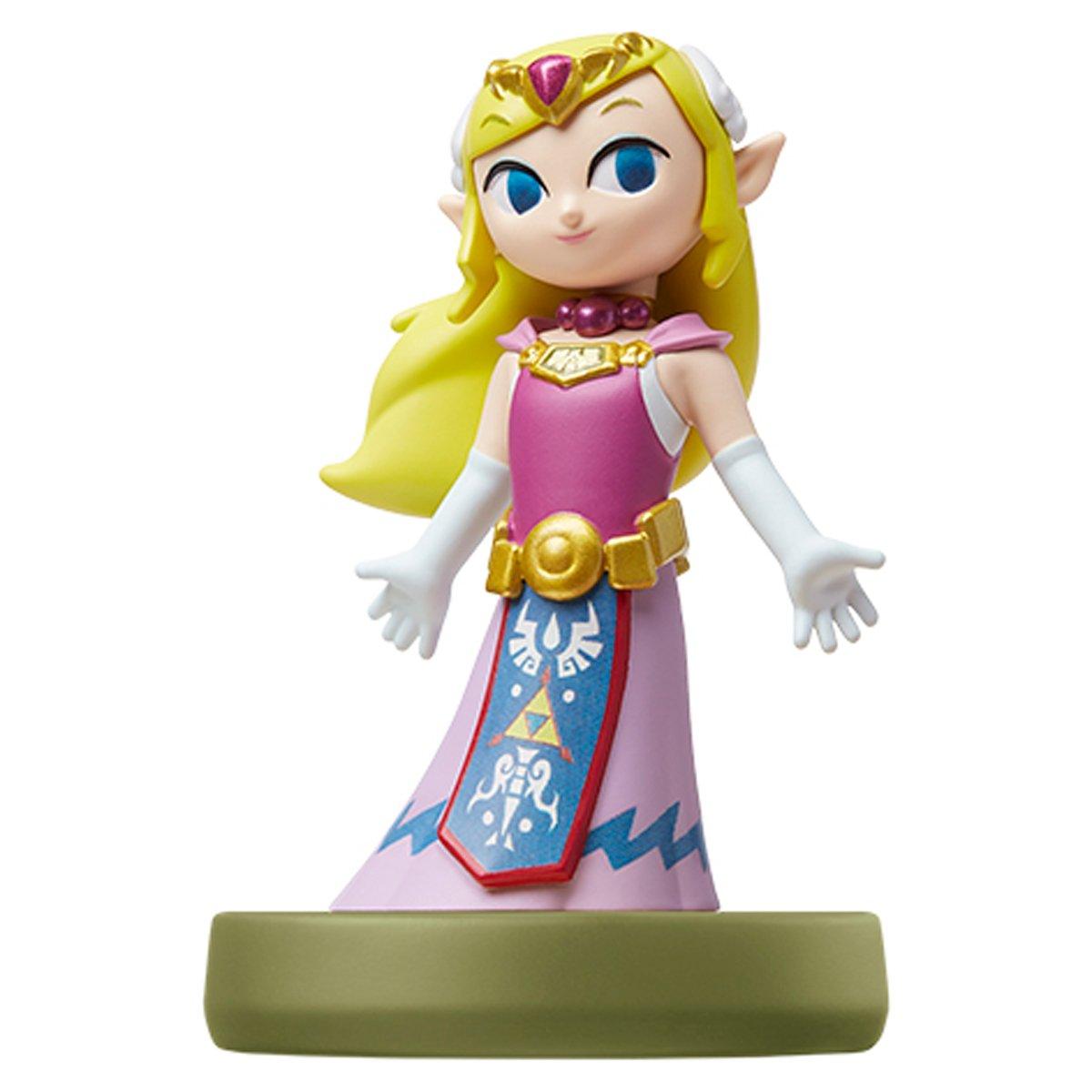 Amiibo Zelda (Wind Tact) (The Legend of Zelda Series)