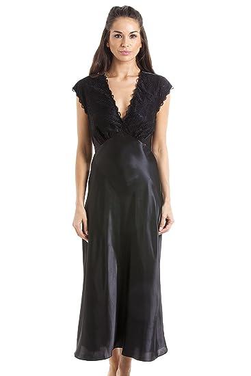 f3938ba492a9a Camille - Déshabillé - Femme noir noir - noir - 48: Amazon.fr: Vêtements et  accessoires