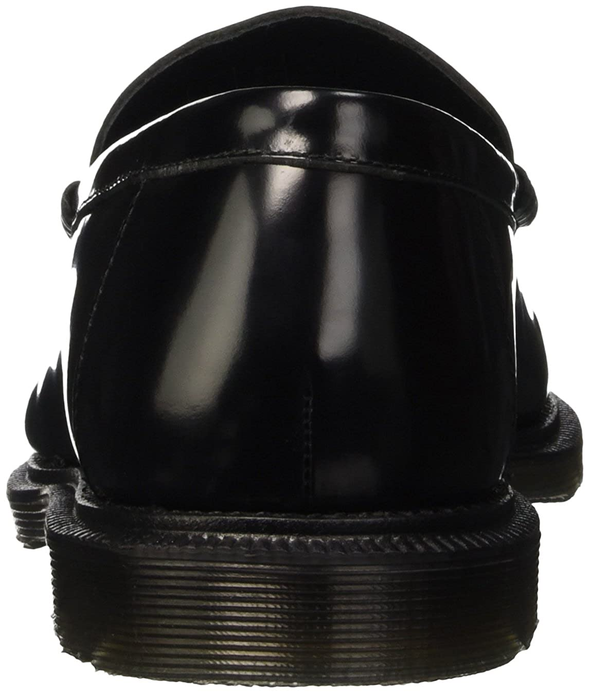 Dr. Martens Penton Black Polished Smooth, Mocasines para Hombre: Amazon.es: Zapatos y complementos