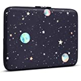 iCasso 13-13.3 inch Laptop Sleeve Bag, Waterproof Shock Resistant Neoprene Notebook Protective Bag Carrying Case Compatible M
