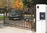 Mighty Mule Push to Open Gate Bracket (FM148) for Mighty Mule Automatic Gate Openers