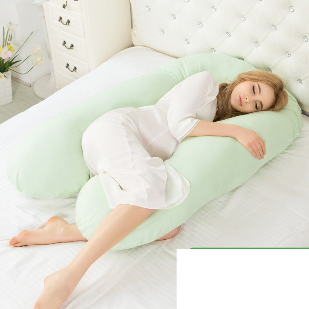 pregnancy pillow/waist side sleeping pillow/u pillow/multifunctional sleeping pillow/belly pillow/lateral pillow/pillow/cushion/waist cushion -C 145x85x20cm(57x33x8inch)