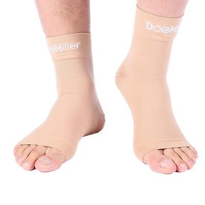 Doc Miller Compression Foot Sleeves