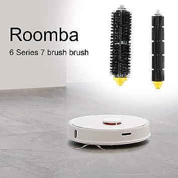 Cepillo de Rodillo Cepillo de Pegamento Robot de Barrido Accesorios del Aspirador Reemplace Las Piezas para