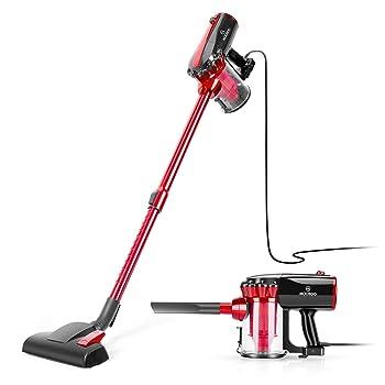 MOOSOO Vacuum Corded Stick