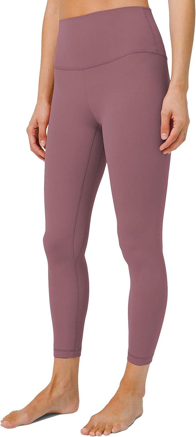 Pink and purple Sewing Machine Leggings Handmade high waist leggings with multiple options