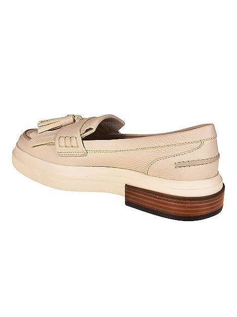 Tod's Zapatos Beige Mujer Xxw92b0y3905j1b015 Cuero es Amazon qgwU67qpx