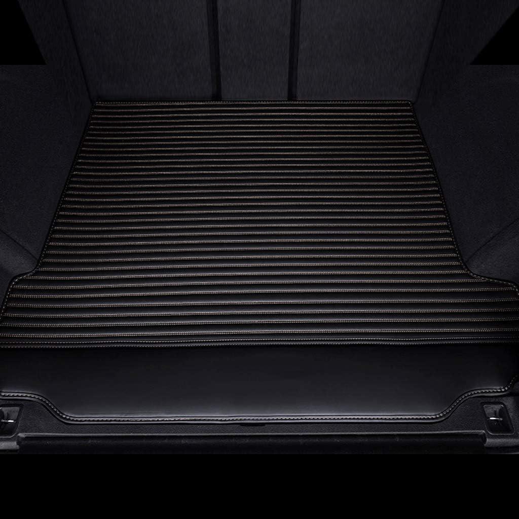 Whitejianpeak Compatible avec BMW X4 Tapis De Coffre Bac De Protection Antiderapant Porsche Macan Antid/érapant Anti-Rayures Tapis De Coffre De Voiture Anti-Rayures