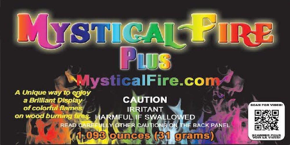 Mystical Fire キャンプファイヤー 暖炉 着色剤パック 12 Pack B0193V5S7G B0193V5S7G 12 Pack|Mystical Fire Plus Mystical Fire Plus 12 Pack