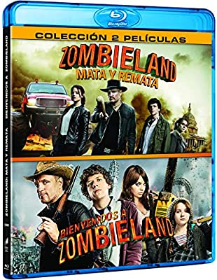 Pack: Zombieland 1 + Zombieland 2 (BD) [Blu-ray]: Amazon.es: Jesse Eisenberg, Woody Harrelson, Emma Stone, Abigail Breslin, Ruben Fleischer, Jesse Eisenberg, Woody Harrelson, 2.0 Entertainment, Columbia Pictures, Pariah, Relativity Media: Cine y