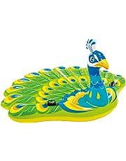 Intex 57250 - Isola Pavone, Multicolore, 193 x 163 x 94 cm