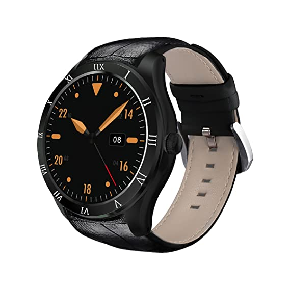 Diggro DI05 Smart Watch Bluetooth MTK6580 Support WIFI GPS Microphone Speaker 3G Nano SIM Card 1.3