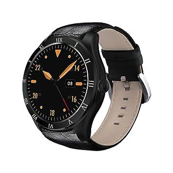 Diggro DI05 Smartwatch WIFI GPS Android 5.1 Bluetooth MTK6580 1.3GHZ Quad Core RAM / ROM 512MB + 8GB Apoyo 3G Nano SIM Tarjeta 1.39inch AMOLED reloj ...