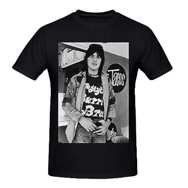 007d0b777 Amazon.com: FGEXYZ Custom Gram Parsons Mens T Shirts Cotton O neck ...