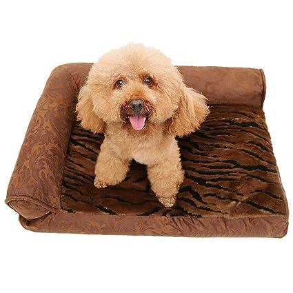 JINGC Cama para Mascotas, Perro pequeño para Mascotas/camada para Gatos, Nido de