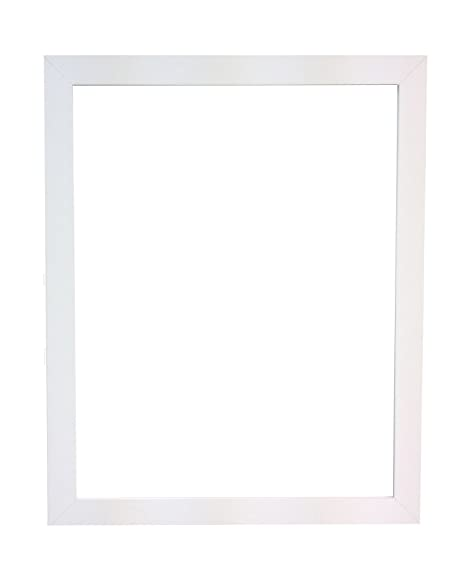 Frames By Post H7 Picture Photo Frame White 9 X 6 Inch Amazonco