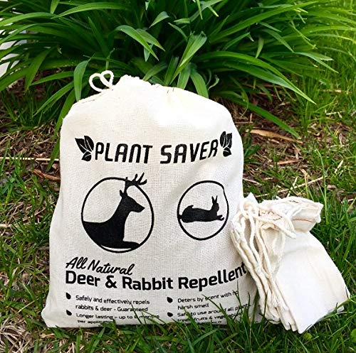 (Plant Saver All Natural Deer Repellent)