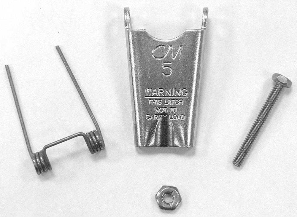 Columbus Mckinnon (CM) Latch Kit #3 Swivel/Rigging Zp W/Cotter Pin (4X1303M)