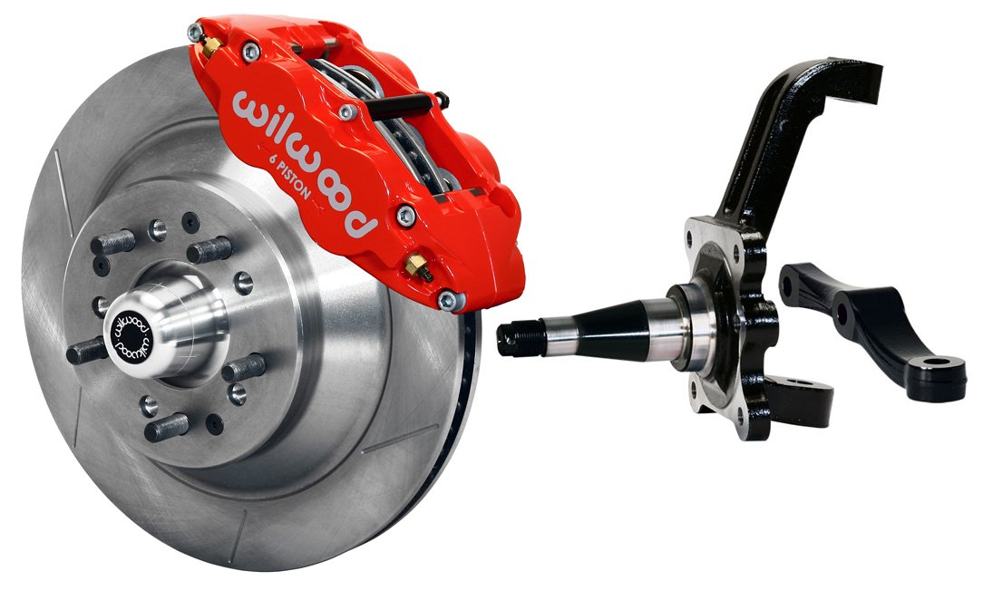 Wilwood 830-10832 Front Pro Drag Spindle