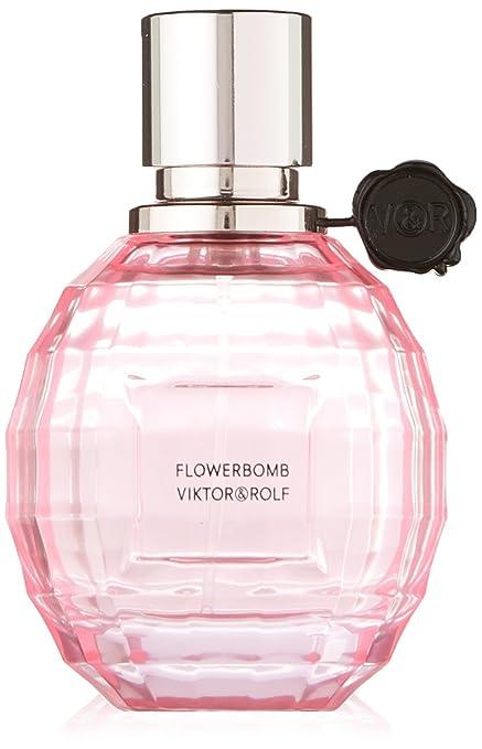 Viktor & Rolf Flowerbomb La Vie en Rose Acidulée Agua de Colonia - 50 ml