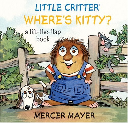 Little Critter® Where's Kitty? (Little Critter series)