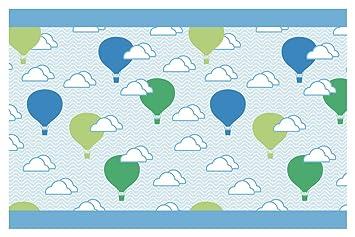 Exceptionnel I Love Wandtattoo Kinderzimmer Bordüre Borte Ballons Junge Mädchen Wanddeko  Wandaufkleber