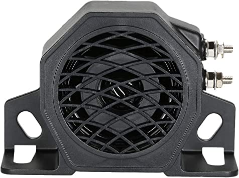 Kkmoon Lkw Hupe Lautsprecher Super Laut Horn 102db Hochleistungs Rückfahralarm Piepser Warnalarm Auto