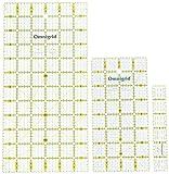Omnigrid R11248 3 Piece Value Pack Ruler