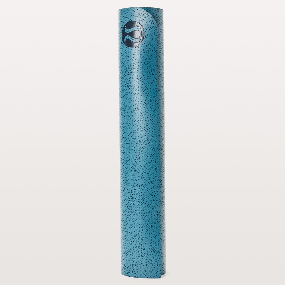 YOOMAT Umweltfreundliche Unodorless Yoga Mat Rutschfeste Yogamatte 5mm