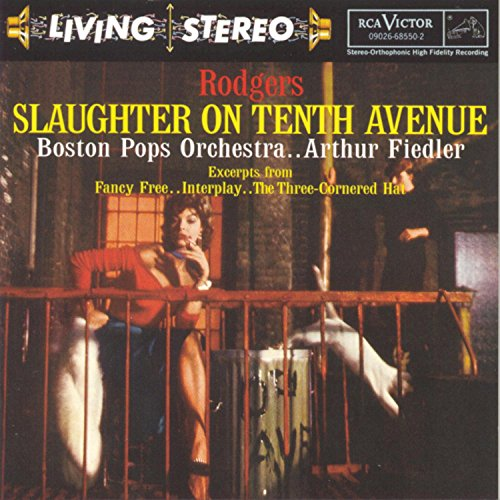 Slaughter On 10th Avenue Avenue Computer