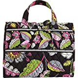 Vera Bradley Hanging Travel Organizer (Moon Blooms)