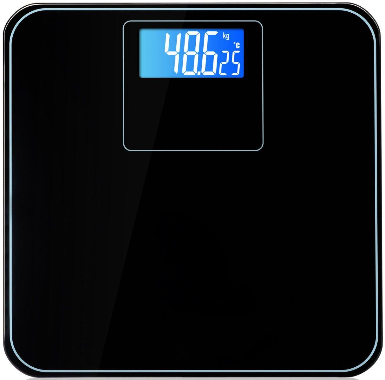Pesaje Exacto De Las Escalas De Salud De Los Adultos Humanos Balanzas Balanzas Domésticas Escalas Peso,Black: Amazon.es: Hogar