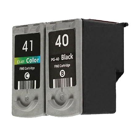 yatunink 2 Pack (1 negro + 1 tricolor) cartuchos de tinta de ...