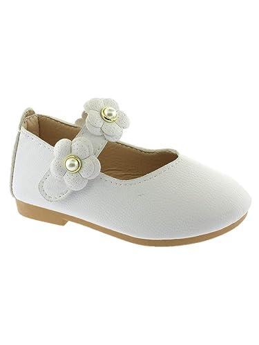 Amazon.com: Kate Little Girls - Zapatillas para niña con ...