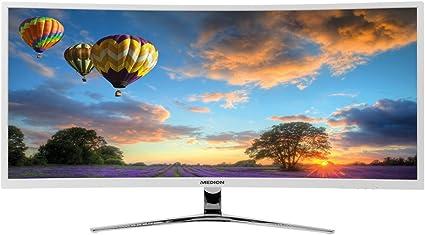 MEDION AKOYA X58434 - Monitor Curvo de 86.4 cm (34